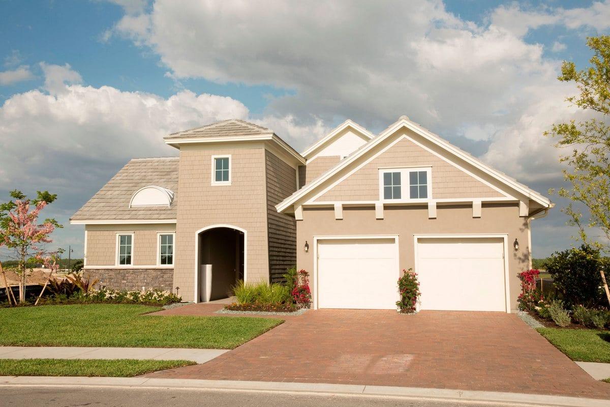 Классический американский дом во Флориде