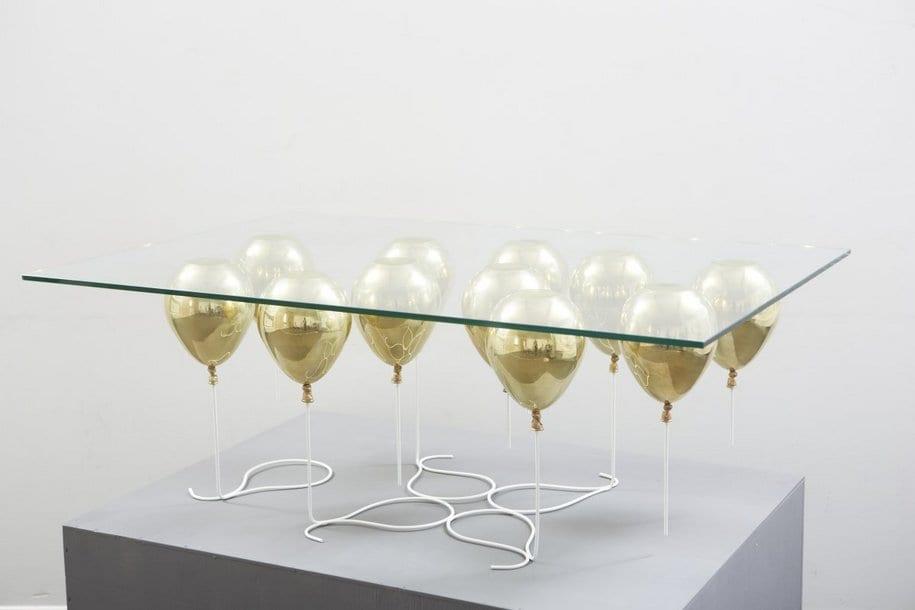 Кофейный столик UP от Кристофера Даффи