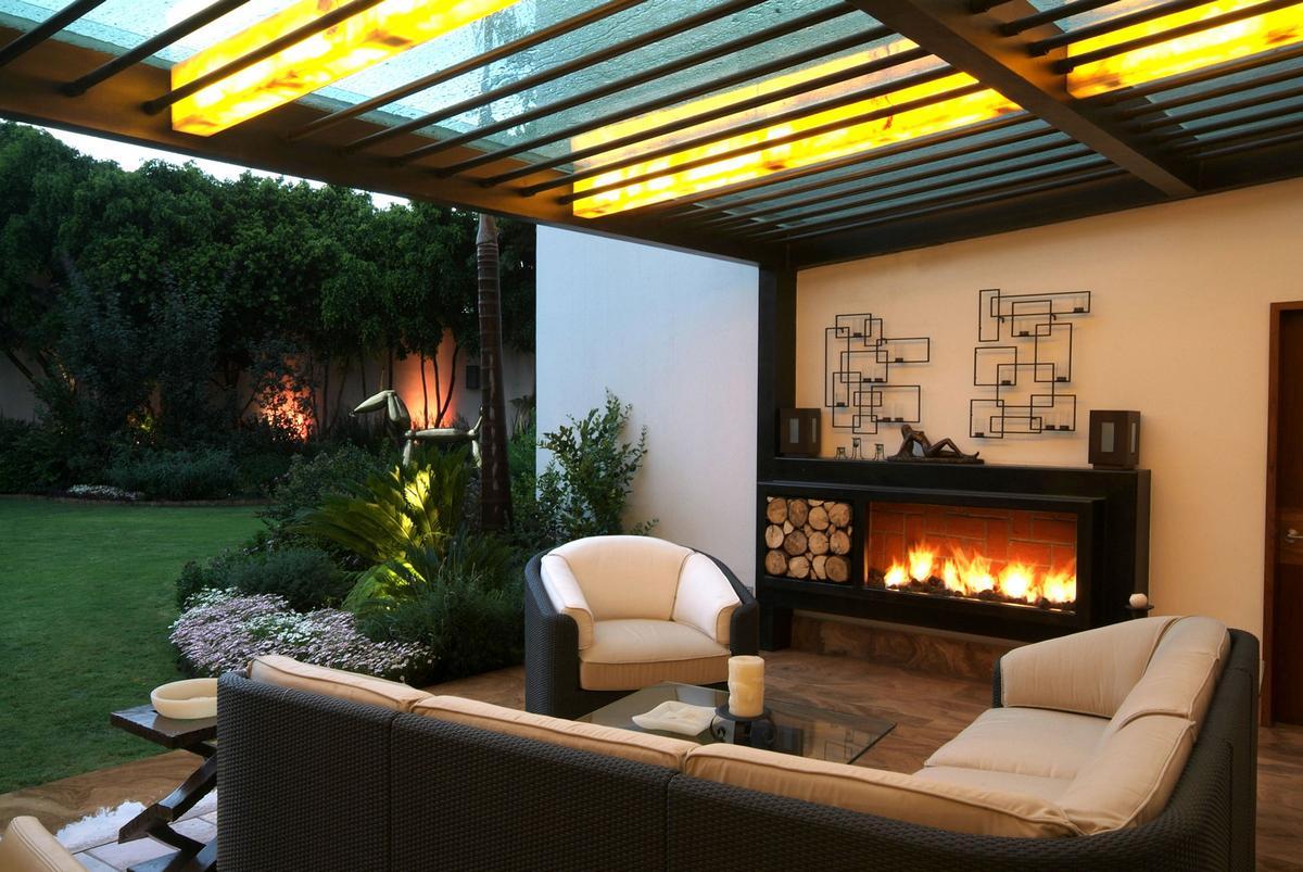 Комфортный особняк Casa MoRo в мексиканской столице