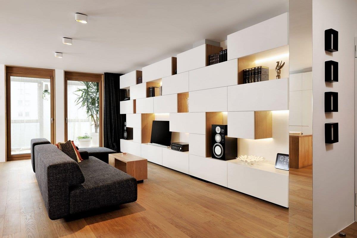 Квартира Geometric Residence в Словении
