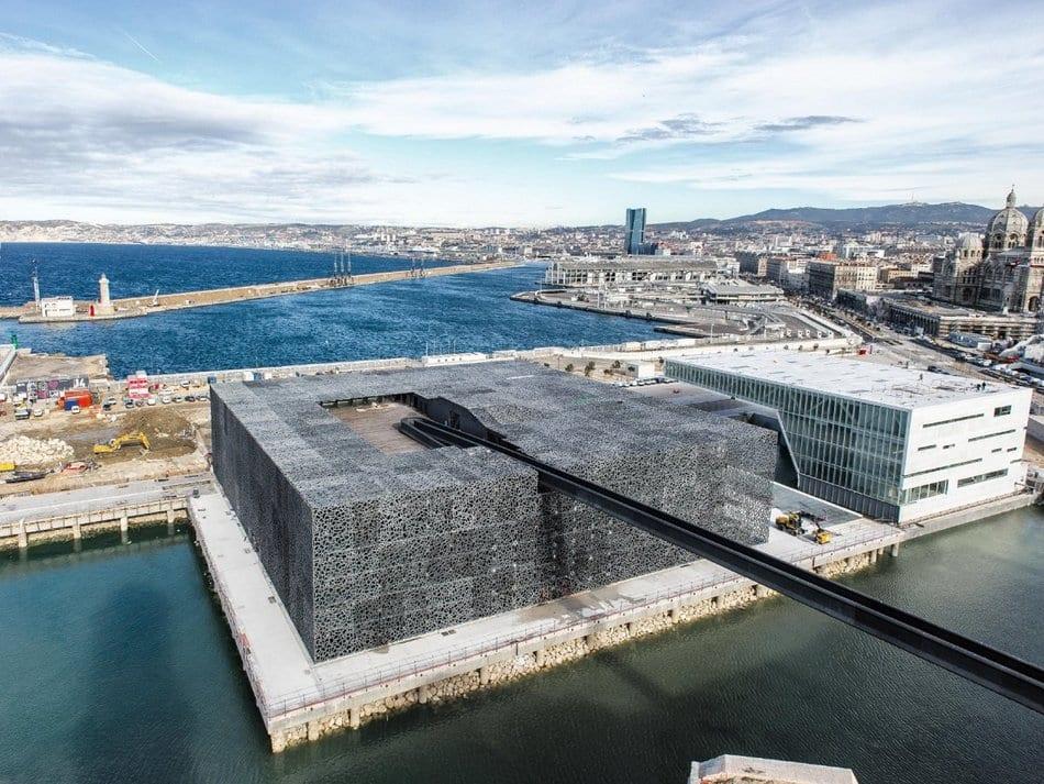 Марсельский музей Цивилизация европейского средиземноморья