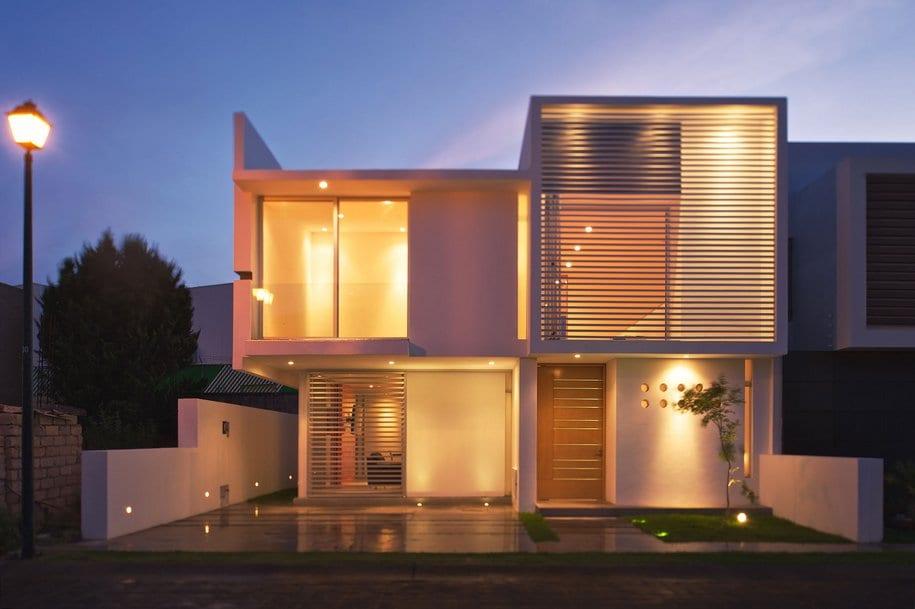 Молодежный дом в Мексике от Agraz Arquitectos