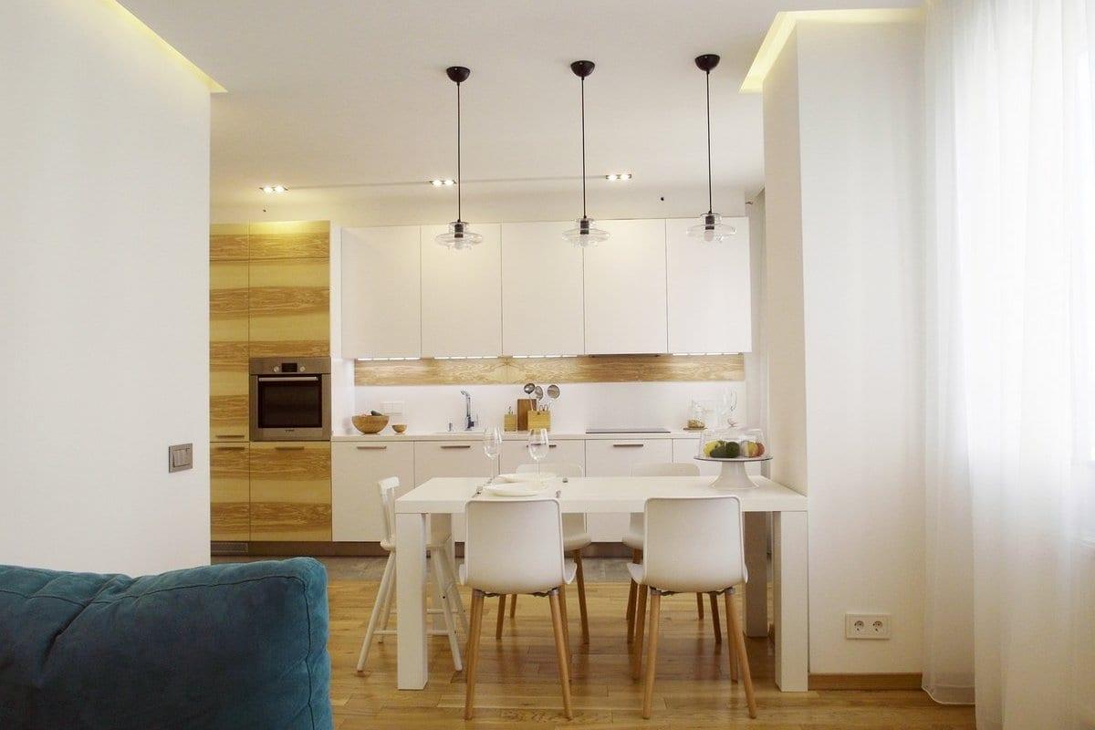 Московская квартира для семьи с двумя детьми
