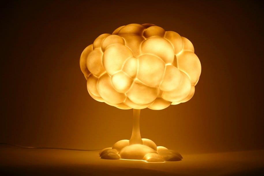 Настольная лампа Mushroom Lamp