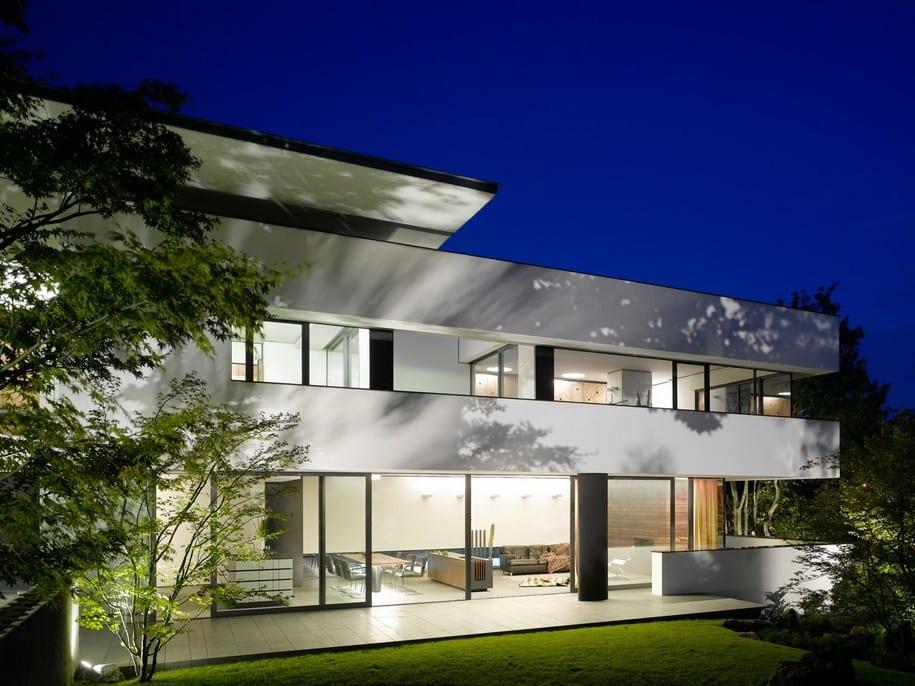 Неповторимый дизайн House Heidehof в Германии