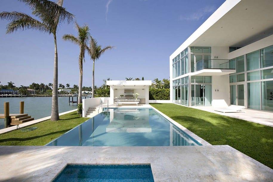 North Bay Residence в Майами Дейд от Touzet Studio