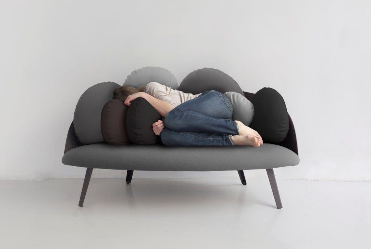 Мебель Petite Friture, Constance Guisset, дизайнер Constance Guisset, софа Nubilo, дизайнерская мебель, эксклюзивная мебель фото,