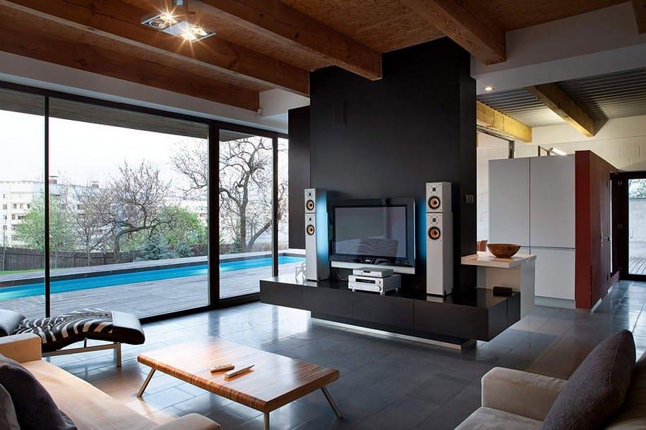 Односемейный дом в Харькове от Drozdov & Partners