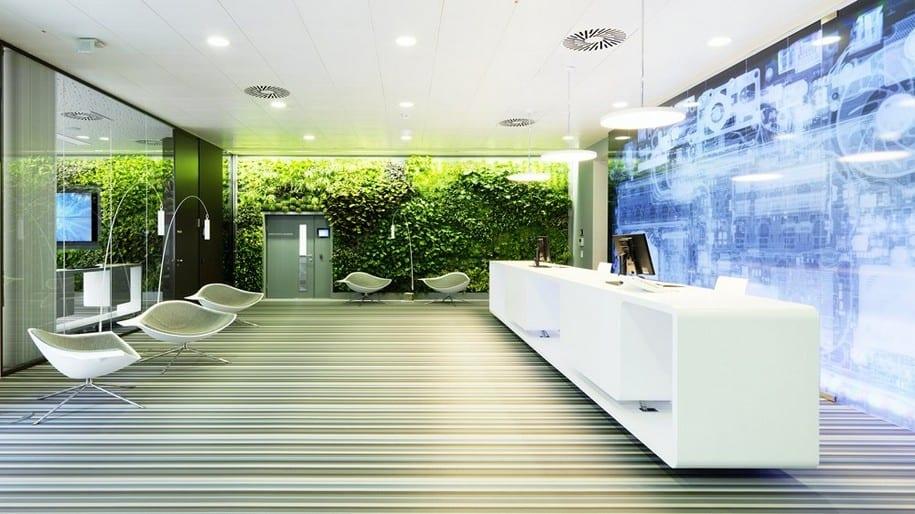 Офис компании Microsoft в Австрии от Innocad