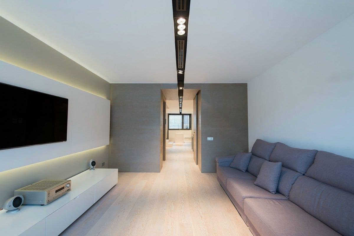 Оформление двухэтажной квартиры в Барселоне от ph5 design