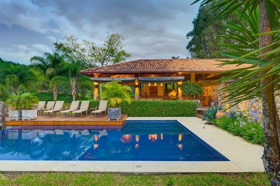 Особняк Casa Fazenda для большой компании в Португалии