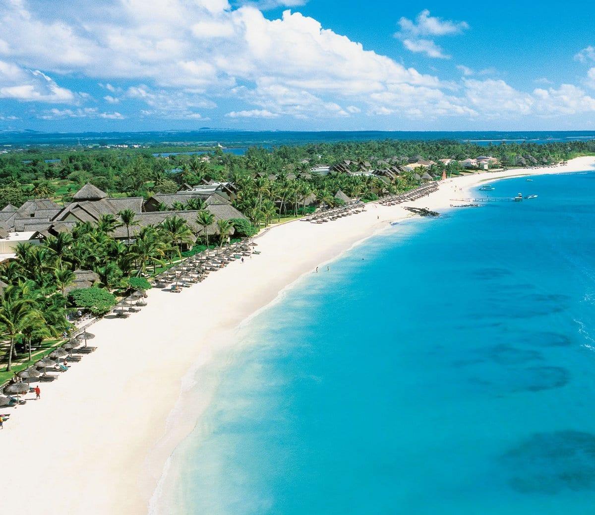 Отель Constance Belle Mare Plage на острове Маврикий
