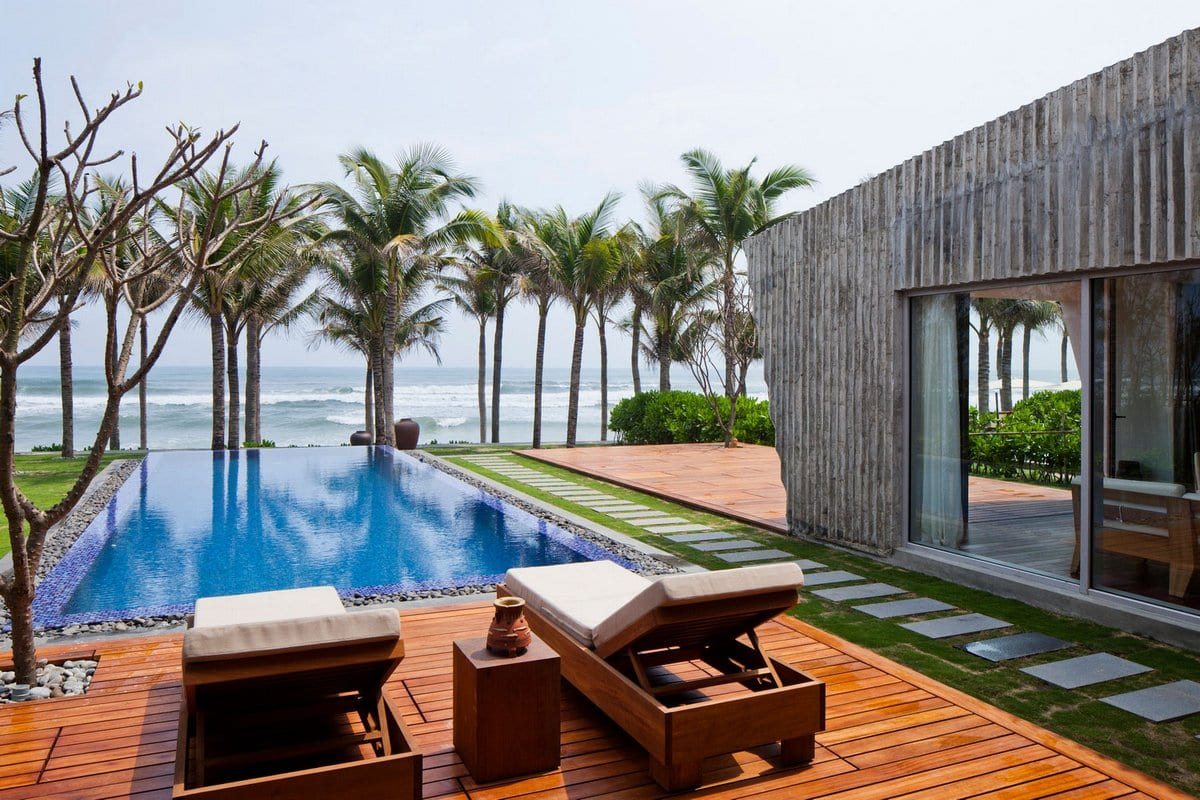 Отель Naman Retreat в Дананге