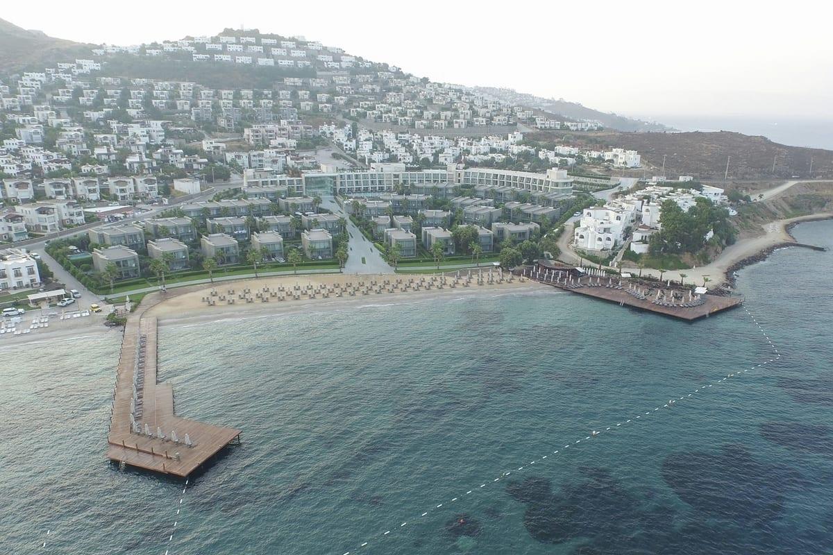 Отель Swissotel Bodrum Beach в Турции