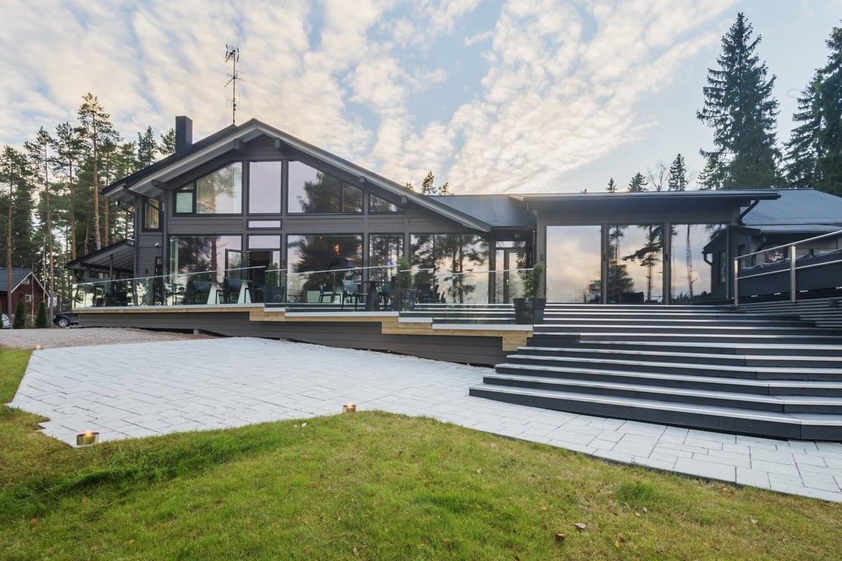 Отель Villa Vellamo в Финляндии