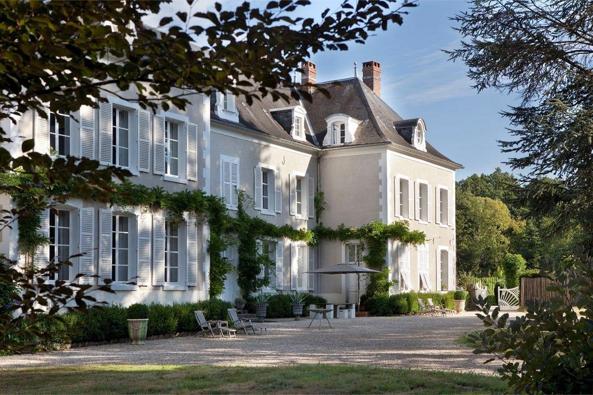 Йохан Боман, Johan Bouman, Питер Франсенс, Pieter Franssens, обзор Chateau de la Resle, отели во Франции, хороший отель во Франции, лучшие отели мира