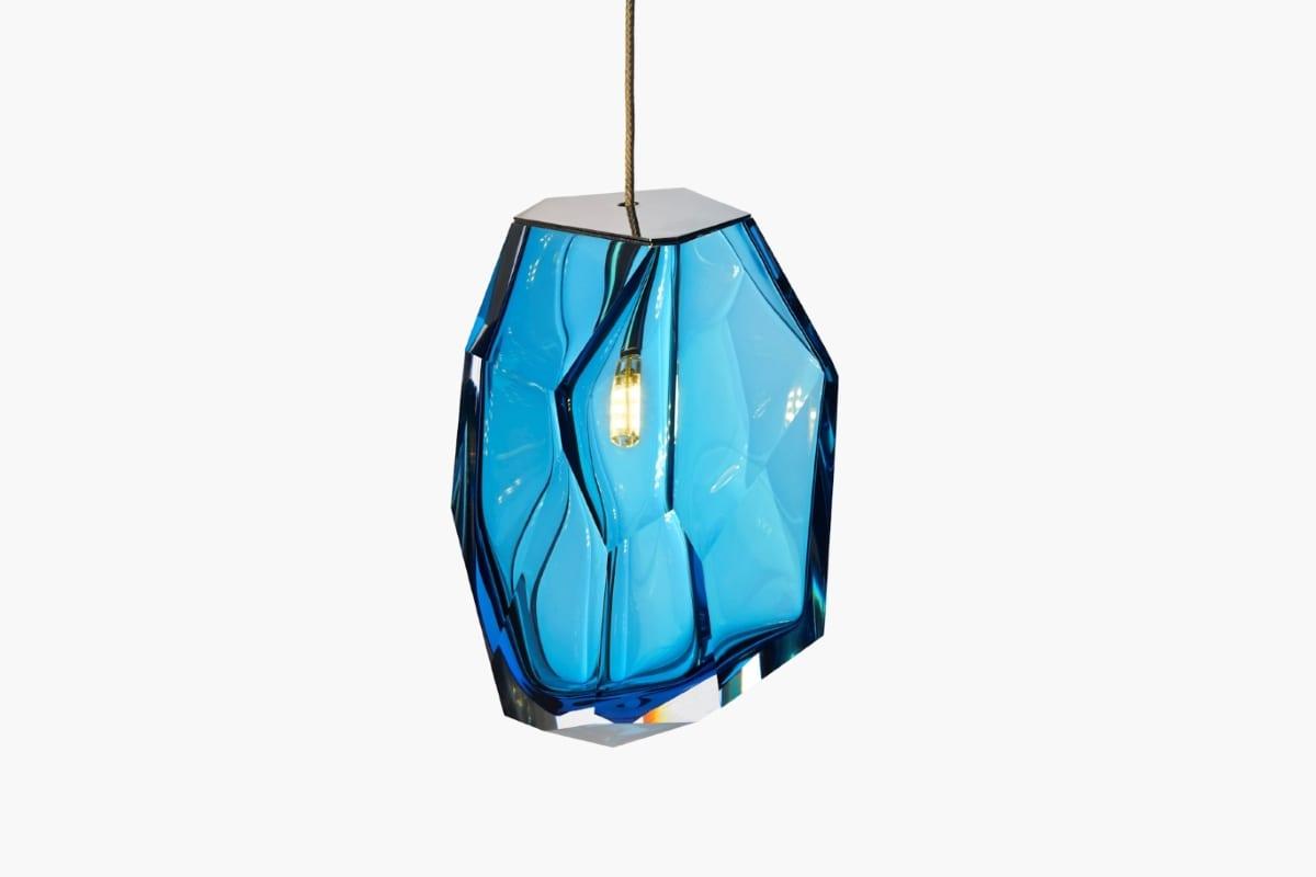 Подвесной светильник Crystal Rock из криптонита