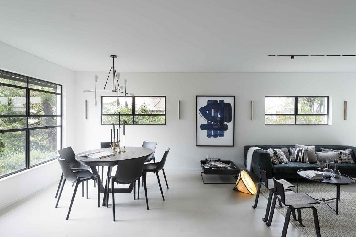 Полная реконструкция квартиры в Тель-Авиве