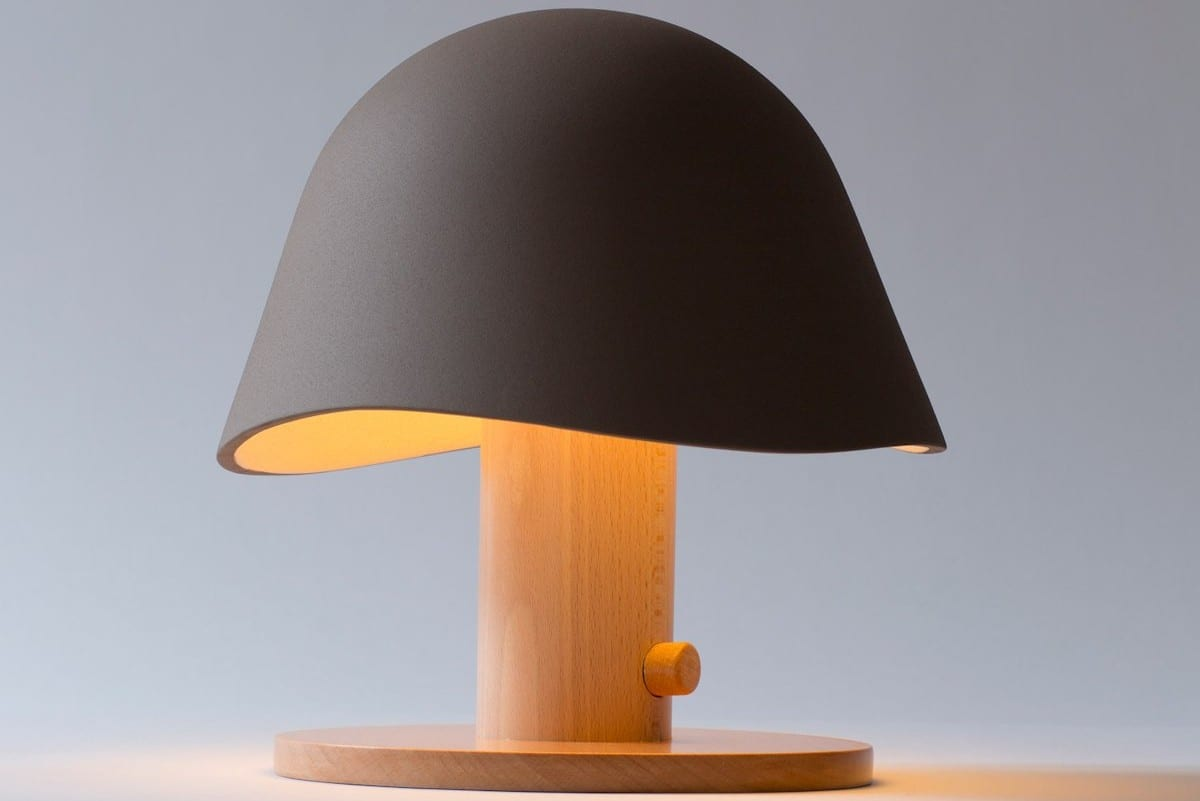 Портативная настольная лампа Mush Lamp