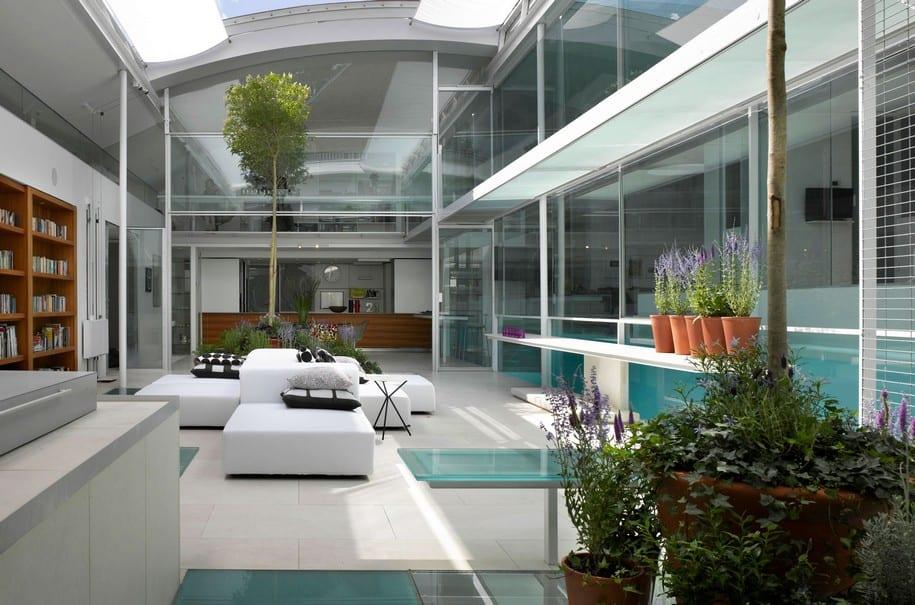 Резиденция Gayton Road в Лондоне от Ричарда Пэкстона