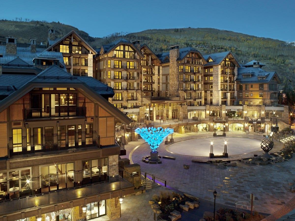 Роскошь на склонах — Ritz-Carlton в Колорадо