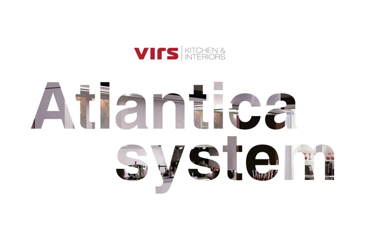 Кухни Virs, Кухня Atlantica System, элитная кухня фото, роскошная кухня фото, белая кухня смотреть, кухня из дуба, Atlantica System, Virs Atlantica System