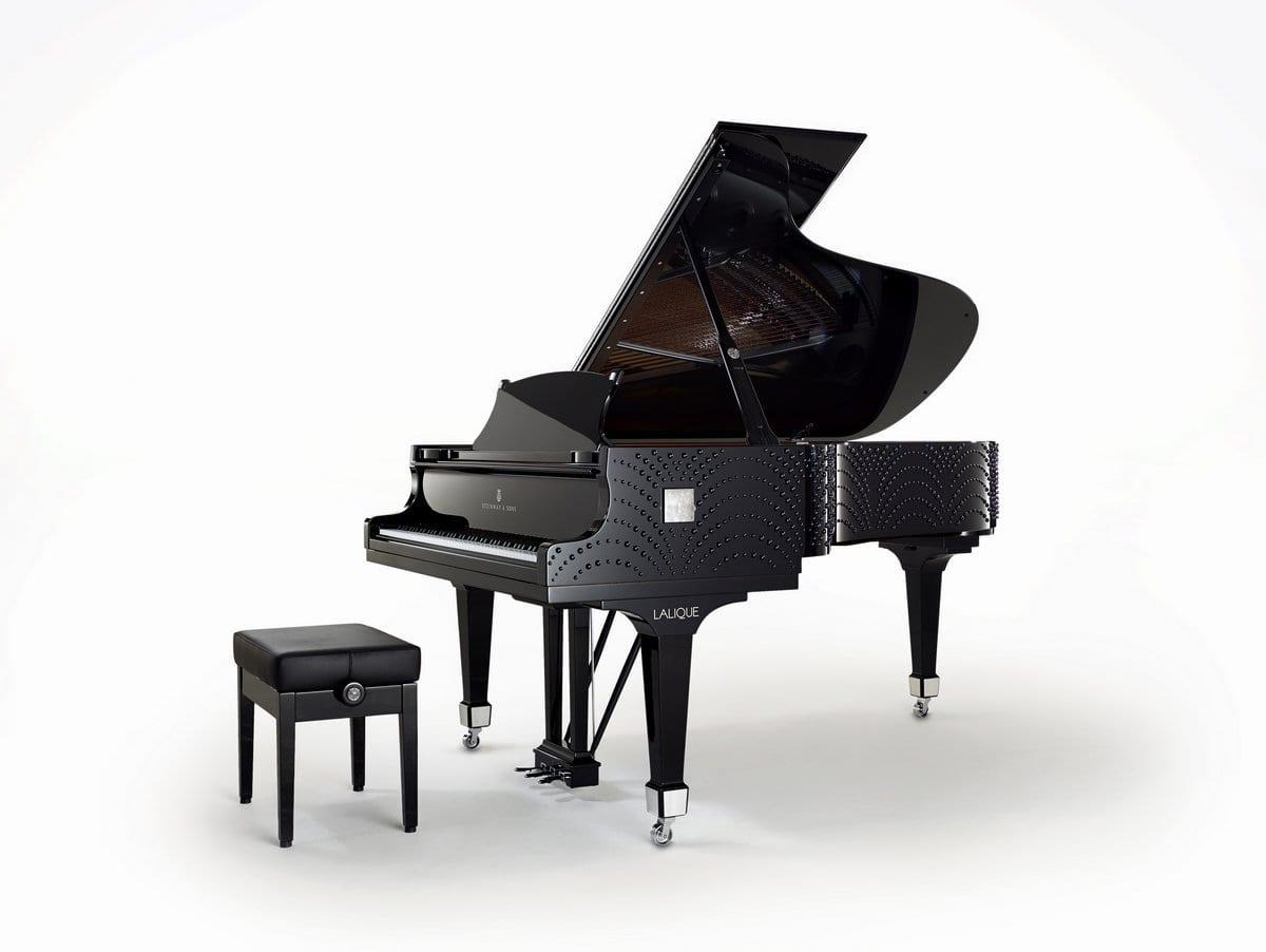 Steinway & Sons, Lalique, Masque de Femme, Рояль Masque de Femme, эксклюзивный рояль Masque de Femme, Рене Лалик