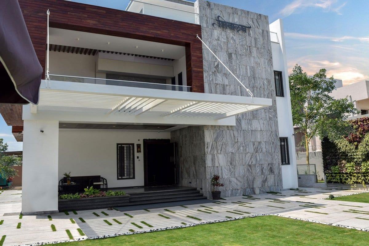 Семейный дом в Махараштре