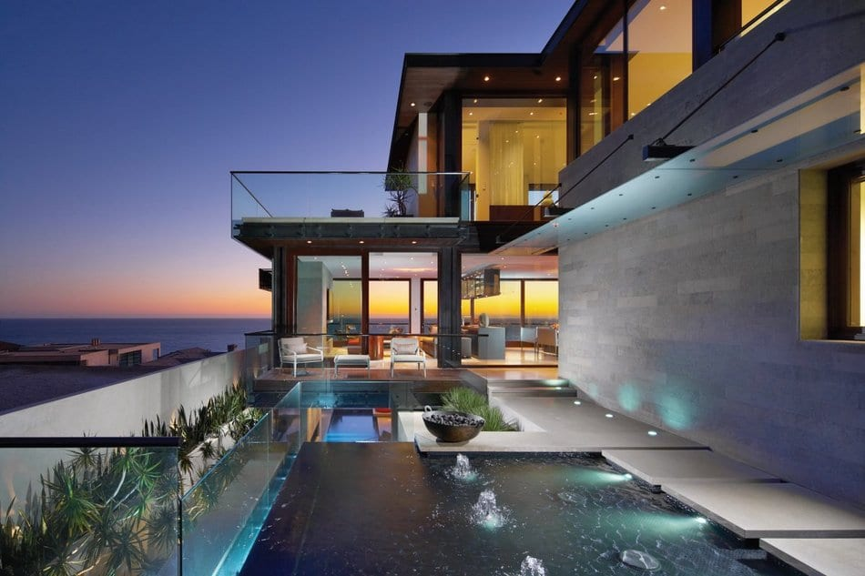 Семейный домик у моря в Калифорнии