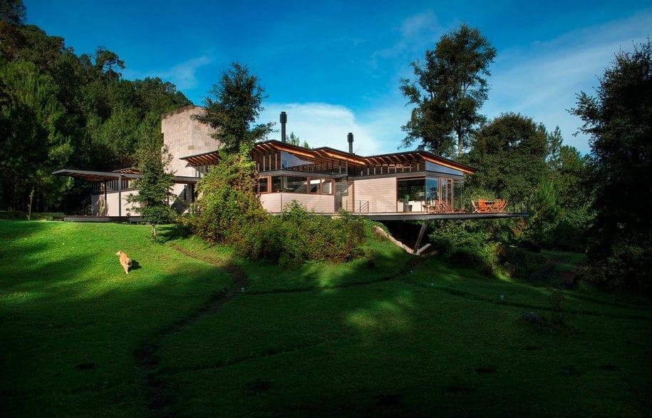 Солнечная резиденция в городе Валье-де-Браво