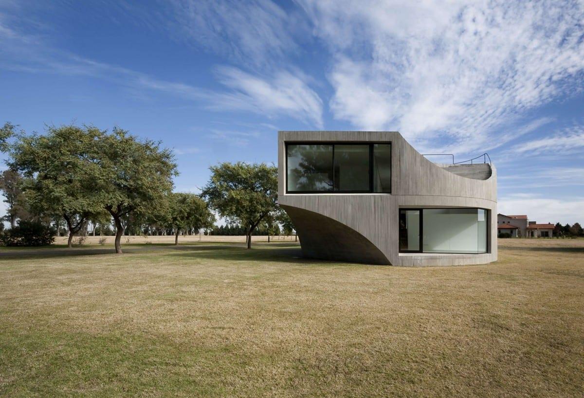Solo Houses, Sou Fujimoto, Бюро Мумбаи, Кристиан Бурдэ, Испанская Тоскана, футуристическая архитектура, архитектура будущего, жилые дома в будущем