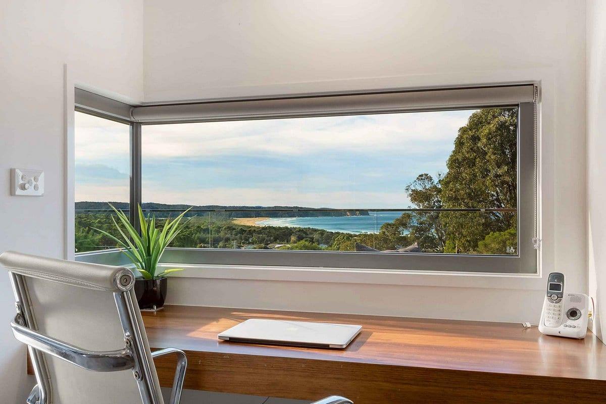 Современный дом на австралийском побережье