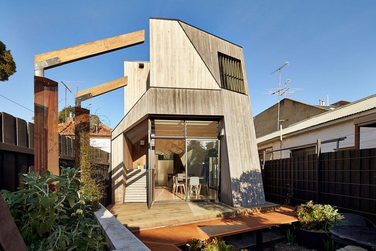Стильный частный дом в Австралии