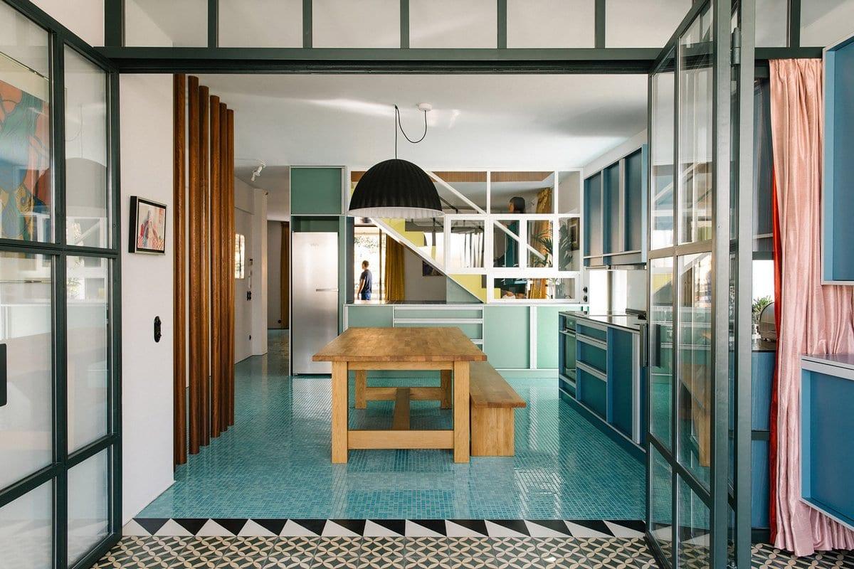 стильный интерьер квартиры, интерьер квартиры в фотографиях, Point Supreme, оформление интерьера квартиры, интересные квартиры, дизайн апартаменты