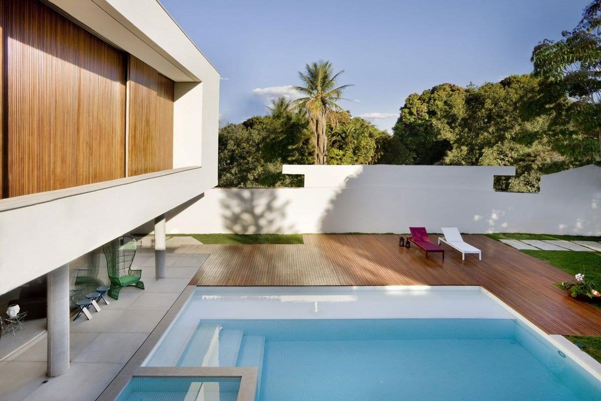 Тропическая резиденция в Бразилии