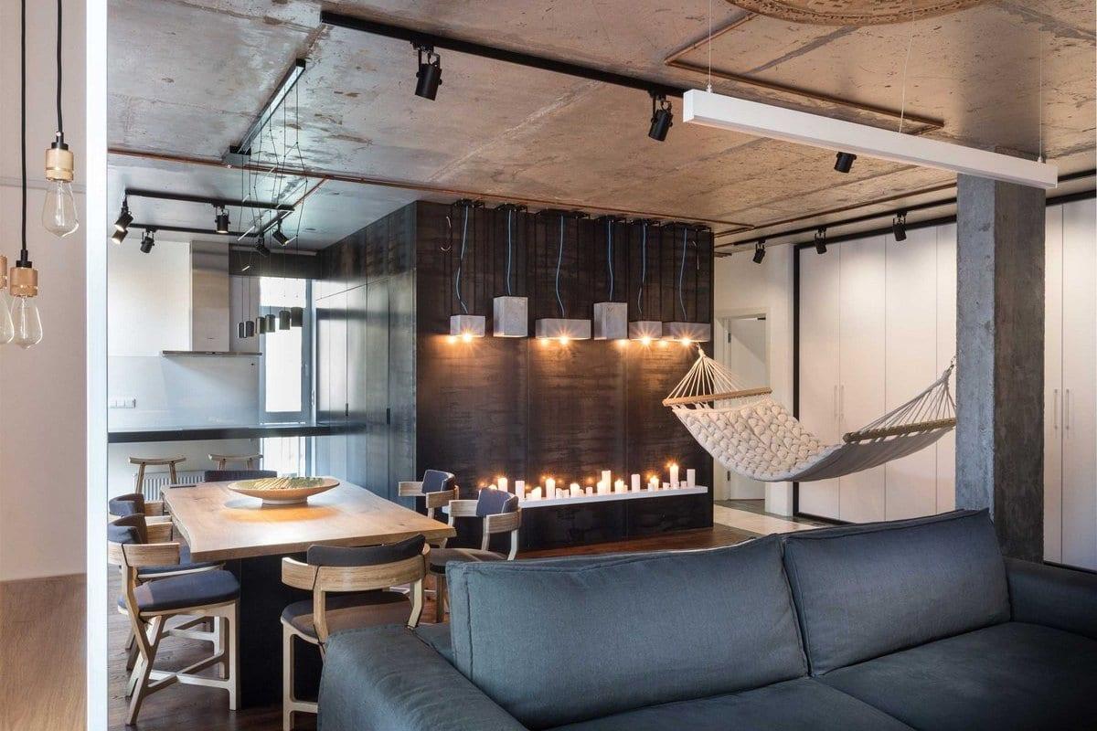 Уютная квартира True Apartment в Киеве
