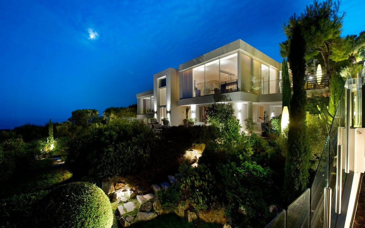 вилла в Сен-Жан-Кап-Ферра, вилла CView, виллы на Лазурном Берегу, элитная недвижимость Франции, Firefly Collection, арендовать дом на Лазурном Берегу