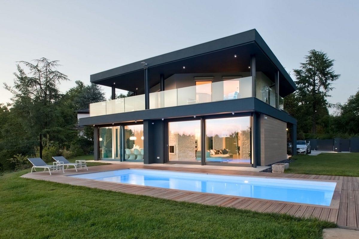 Загородный дом для итальянской семьи
